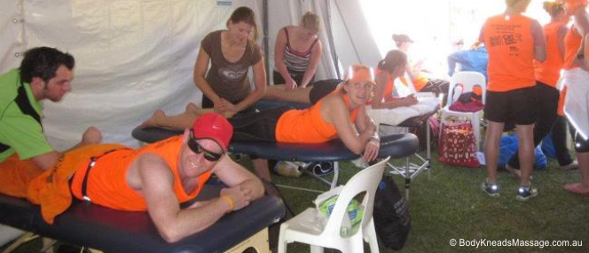 Sports Massage Gold Coast