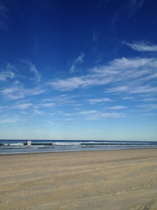 Take a walk on the beaches of the Gold Coast