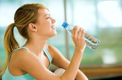 Why Drink Water Following a Massage